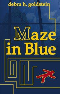 Maze in Blue by Debra H. Goldstein